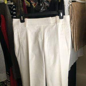 White Wide Leg Pants!